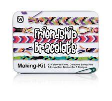 Friendship Bracelet Kit by NPW Gifts
