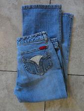 Stretch TILT {Size 3} Women's Lotus Pocket Cropped Capri Jeans VERY NICE!
