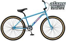 GT 2017 Pro Performer 26 Inch Retro Old School BMX Bike Limited Edition Blue