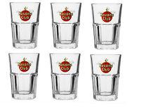 6 x Havana Club Glass tumbler glasses rastal exclusive 34cl New mojito
