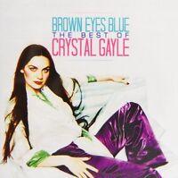 Crystal Gayle - Brown Eyes Blue: The Very Best Of Crystal Gayle [CD]