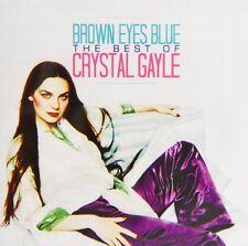 Crystal Gayle - Brown Eyes Blue The Very Best Of Crystal Gayle [CD]