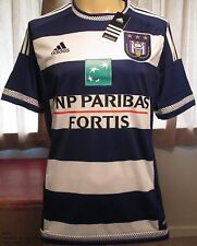 Authentic Adidas  R.S.C. Anderlecht home football shirt size XL 2015-16 BNWT