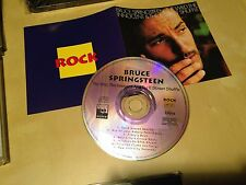 BRUCE SPRINGSTEEN - SPANISH CD SPAIN THE WILD THE INNOCENT - ALTAYA 96' -
