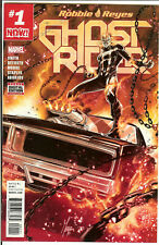Robbie Reyes Ghost Rider # 1  NM   (2 copies)