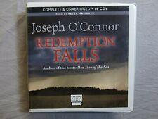 JOSEPH O'CONNOR Redemption falls CHIVERS ~ 16 CD CLIPPER AUDIO BOOK!