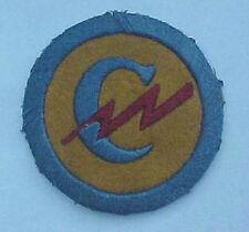 WW2 German Made *CONSTABULARY* Hand Made Patch -US Army