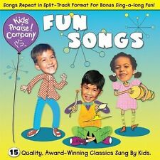 Kids' Praise: Fun Songs by Kids' Praise! Company (CD, Aug-2005, Maranatha Music)