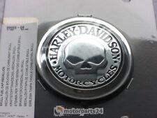 HARLEY DAVIDSON SKULL Coperchio Serbatoio Medallion SPORTSTER Sporty XL Custom 99669-04