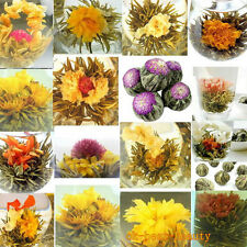 120 Blooms Mixed Randomly Blooming Green Tea China Tea Wholesale Free shipping
