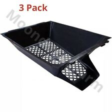 3 x Rollaway Nest Box Insert For Poultry/ Chickens / Hens / Egg Rollaway /