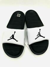 Nike NEW Jordan Break Cushioned White Slides Sandal Mens Size US 8 10 11 12 13
