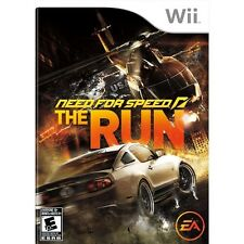 Need for Speed: The Run - Nintendo  Wii Game