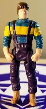 MASK  M.A.S.K. JAQUES LAFLEUR ACTION FIGURE 1986 KENNER VOLCANO EXCELLENT