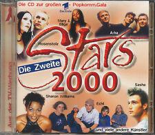Stars 2000 Die Zweite CD NEU ungespielt nicht verschweißt Rosenstolz Sasha A-ha