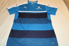 DISNEY PARKS EXCLUSIVE PUMA SOCCER JERSEY SIZE MENS XL GREAT SHAPE