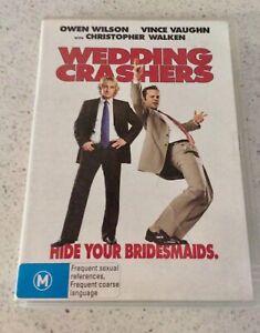 Wedding Crashers DVD
