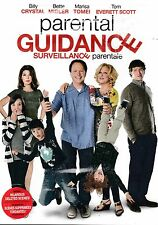 NEW DVD // PARENTAL GUIDANCE // Billy Crystal, Bette Midler, Marisa Tomei, Tom