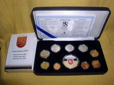 Finnland KMS 2009 PP  mit 2 x 2 Euro 2009 in PP