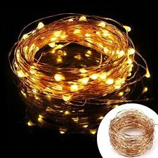 10M Led String Light Copper Wire Christmas Tree  Party LED Fairy Lights EU Plug