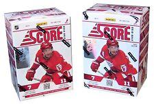 2012-13 Panini Score NHL hockey cards 2 Blaster Boxes