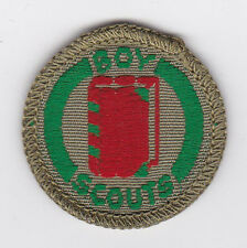 1960's UNITED KINGDOM / BRITISH SCOUTS - BOY SCOUT BOOKBINDER Proficiency Badge