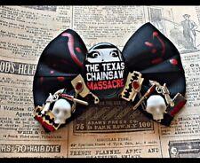 Texas Chainsaw Massacre Hair Bow