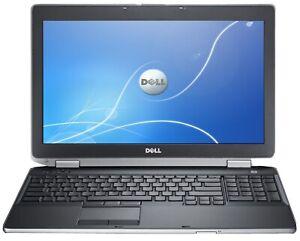 Dell Latitude E6530 15.6'' ( 500GB SSD, Intel i5, 2.70GHz, 8GB Ram) Win10 Pro