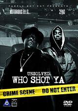 2Pac Notorious Big Music Videos Hip Hop Rap Dvd Tupac Shakur Biggie Diddy Snoop