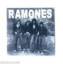 Ramones Vinyl Sticker Decal 1st Album Cover Punk Rock Band NYC 70s 80s