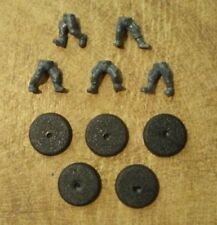 Imperial Guard Catachan Jungle Fighters Legs and Bases Bits