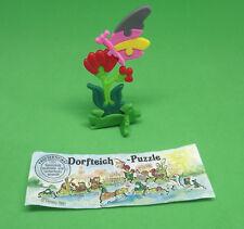 Ü EI BPZ + Dorfteich Puzzle Schmetterling Steckpuzzle 1991 ORIGINAL
