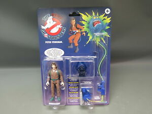 The Real Ghostbusters Kenner Peter Venkman and Grabber Ghost Brand New