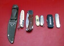Div Messer, Taschenmesser FES, SOLINGEN,Victorinox, pocket knife, couteau,navaja