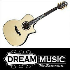 Crafter Dragon Rose Plus Grand Auditorium Natural Gloss ElectroAcoustic RRP$1899
