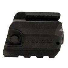 LaserMax LMS-RMSR Red Rail Mounted Laser, For Ruger SR22, SR9c, SR40c - Black
