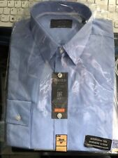 """M & S shirt limited edition super slim fit 14"""" collar"""