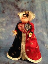 Disney Fairytale Designer Limited Edition Doll The Red Queen