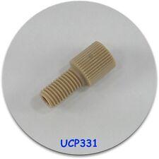 "NEW Agilent/Bruker/IDEX UCP331/P-331 PEEK Super Flangeless Fitting Nut 1/8"""
