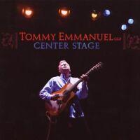 TOMMY EMMANUEL - CENTER STAGE 2 CD NEU