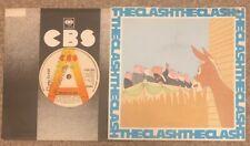 "The Clash English Civil War Rare UK Capital Radio A-Label Promo 7"" PS Punk BAD"