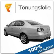 Passgenaue Tönungsfolie VW Passat B6//B7 4T 2006-2013 Heck//Seitenscheiben 5/%-50/%
