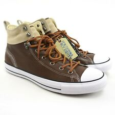 Converse Chuck Taylor All Star Brown Leather High Tops Shoes Men s Size  10.5.  44.99 · Converse CT Hiker 2 Deadstock Leather Suede Urban Street  Utility ... 868bb59ef