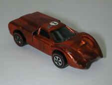 Redline Hotwheels Orange 1968 Ford J Car oc12009