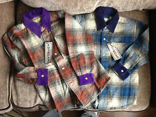 Checked 100% Cotton Shirts (2-16 Years) for Boys