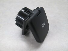Ford OEM Front Console Power Outlet Cap 12V Cover BB5Z-19A487-BA Factory