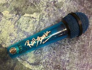 GFA It Takes Two Rapper ROB BASE Signed Autographed Microphone R3 COA
