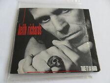 Keith Richards - Take it so hard (3 inch CD Maxi) - CD TOP