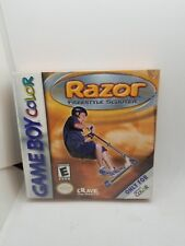 Razor: Freestyle Scooter GBC New Game Boy Advance