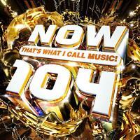 Now Thats What I Call Music 104 - Ed Sheeran [CD]